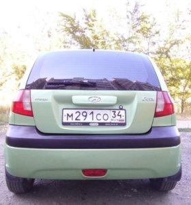 Hyundai getz 2007г