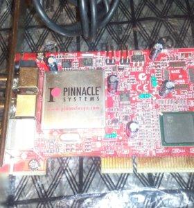 TV-тюнер Pinnacle pctv Analog PCI