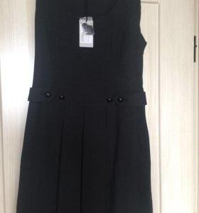 Платье-сарафан в школу