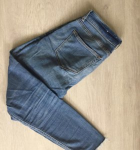 Рваные джинсы MANGO