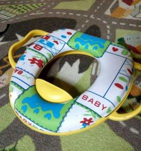 Сиденье для унитаза для детей