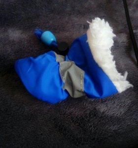 Башмаки утепленные для собак мелких пород