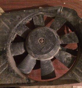 ВАЗ 2105 Вентилятор