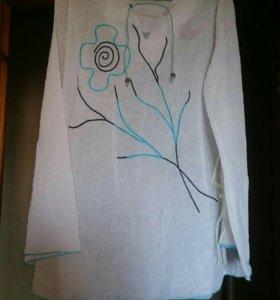 Летние рубашки 42-44