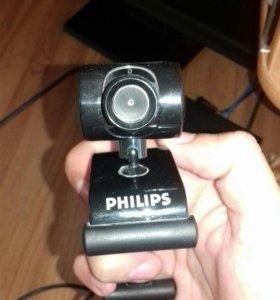 Веб-камера Phillips