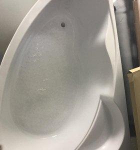 Ванна угловая акриловая. 170