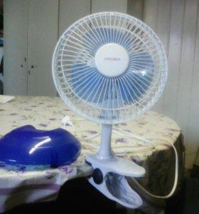 Мини вентилятор st-6763