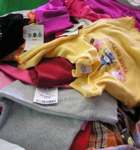 Микс из женской одежды б/у, по 50 единиц в мешке