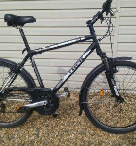 Велосипед TREK 820 на планетарке Nexus 7