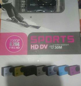 Экшн камера GLK R-55 Sports