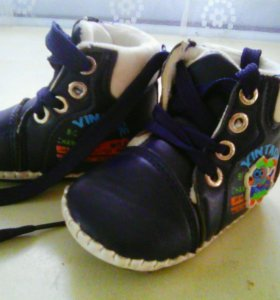 Ботиночки для маленьких