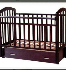 Кроватка детская Алита