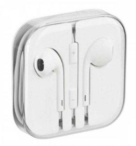 Наушники для iPhone EarPods копия