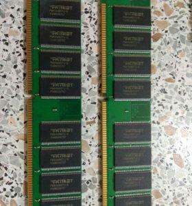 Память DDR-1  : 1Гб+1Гб