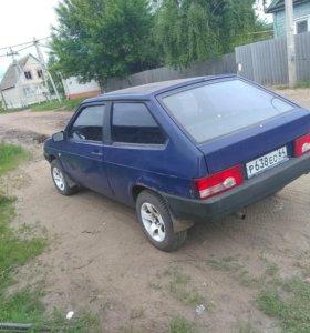 Продается машина Ваз 2108 1999 г.в.