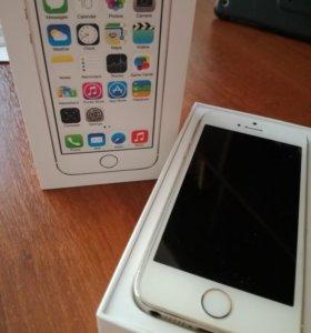 IPhone 5s Gold (золотой) 16gb