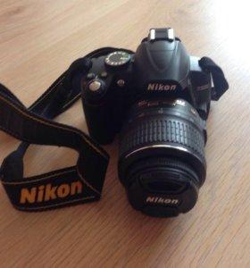 Фотоаппарат Nikon D 3000
