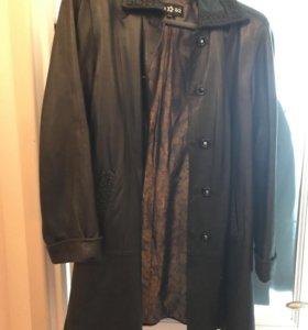 Куртка 50-52 женская натуральная кожа