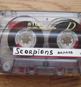 Аудиокассеты TDK D90