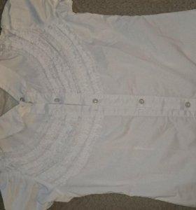 Рубашки на 4-5 класс