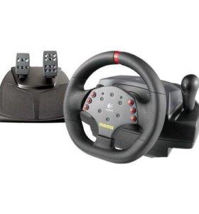 Руль Logitech Momo Racing Торг!