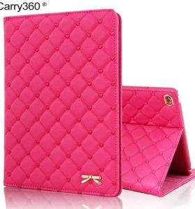 Супер чехол iPad mini 4 Luxury стилус в подарок