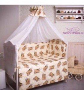 Детская кровать 3в1