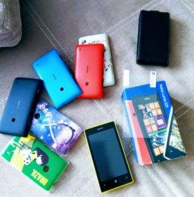 Телефон Nokia Lumia 525