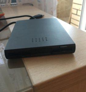 Съемный дисковод для дискет