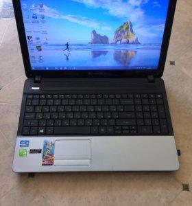 Packard Bell i5, hdd 500, 8 озу