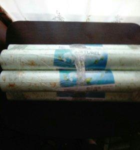 Обои 5 рулонов бумажные