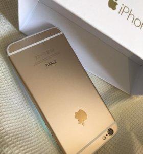 iPhone золотой gold 16gb