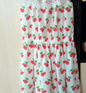 Продам платье размер 40-42xs