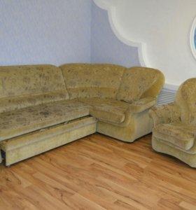 Комплект мебели б/у состояние хорошее