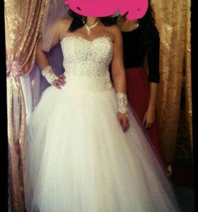 Свадебное платье,,,