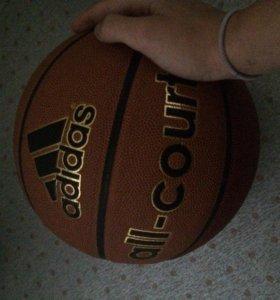 Мяч Adidas all-court