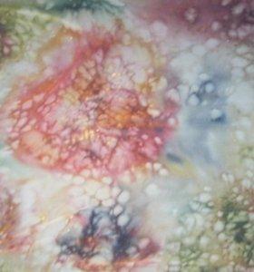 Шарфики, платочки , панно и ткани на заказ