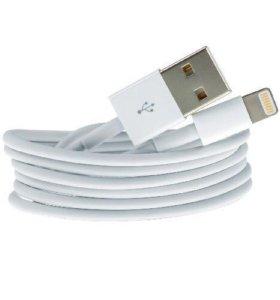 Зарядка на iPhone 5,6,7