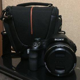 Цифровая компактная камера DSC-H400