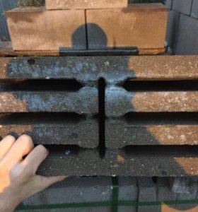 Блок бетонный 7-щелевой
