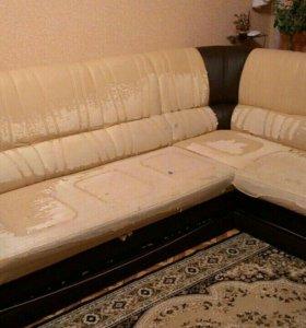 Перетяжка,реставрация мебели