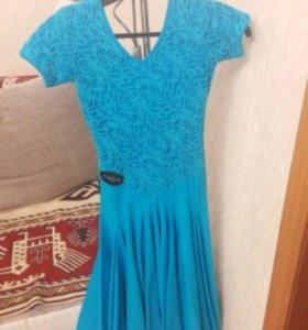 Танцевальное рейтинговое платье.