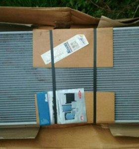 Радиатор системы охлаждения ns 63824a