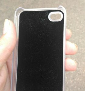 Бампер на iPhone 4