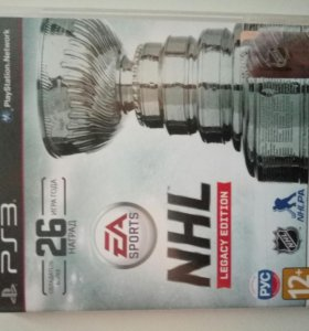 NHL Legacy edition PS3