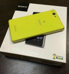 Sony z 1 compact