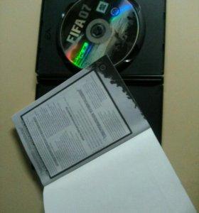 Игра на компьютер FIFA 07
