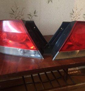 Задние фонари Mitsubishi Lancer 9