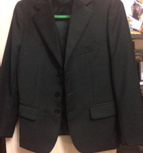 Пиджак и жилет