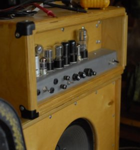 Гитарный кабинет Celestion G12M
